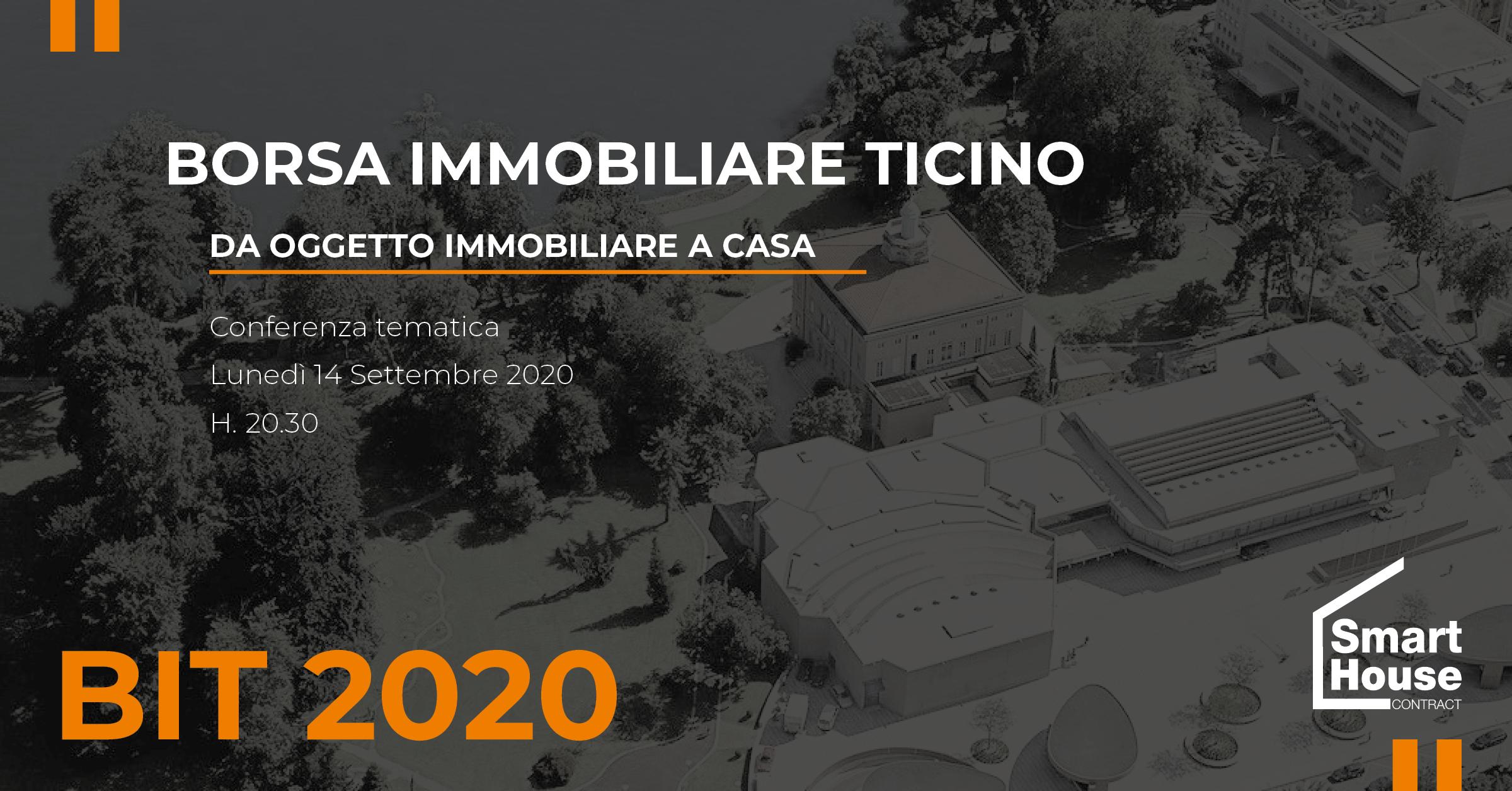 Borsa Immobiliare del Ticino – VI Edizione