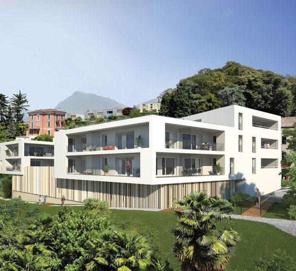 Residenza Al Borgo A13 – Sorengo